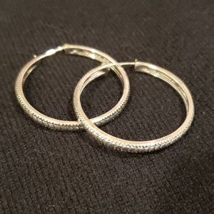 ADINA REYTER STERLING SILVER EARRINGS